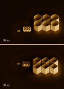"""unmögliches Objekt von zwei verschiedenen Blickwinkeln 216x300 - """"unmögliches Objekt"""" möglich gemacht"""