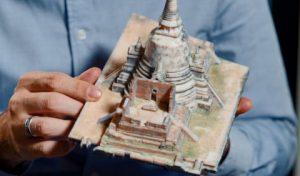 3D gedruckte Monumente Stratasys Google 300x176 - Open Heritage-Projekt: Google und Stratasys drucken Modelle historischer Monumente