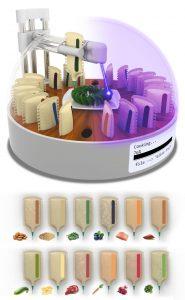 3D gedrucktes Essen mit Laser gekocht 185x300 - Essen 2.0: 3D-Druck REVOLUTION verspricht 3D-gedruckte und mit LASER gekochte Speisen