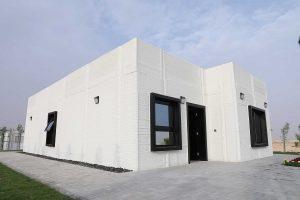 80 Quadratmeter 3D gedrucktes Haus 300x200 - 80 Quadratmeter Einschlafzimmer-Haus in einer Woche gedruckt