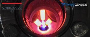 Aubert Duval Pyrogenesis 300x124 - PyroGenesis unterzeichnet Partnerschaftsvereinbarung mit Aubert & Duval zur Lieferung von pulverisiertem Titanpulver