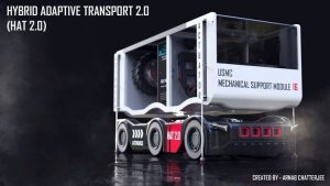 Fanthom US Marines Hybrid Adaptive Transport 2.0 HAT 2.0 300x169 - Fanthom und US Marines bauen modulare Logistikfahrzeug (Hybrid Adaptive Transport 2.0)