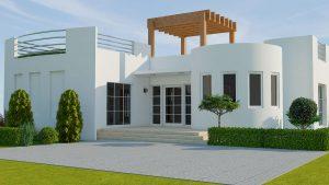 Genesis Model 3d druck haus 300x169 - Apis Cor und Sunconomy entwickeln 3D-gedruckte Häuser in Texas