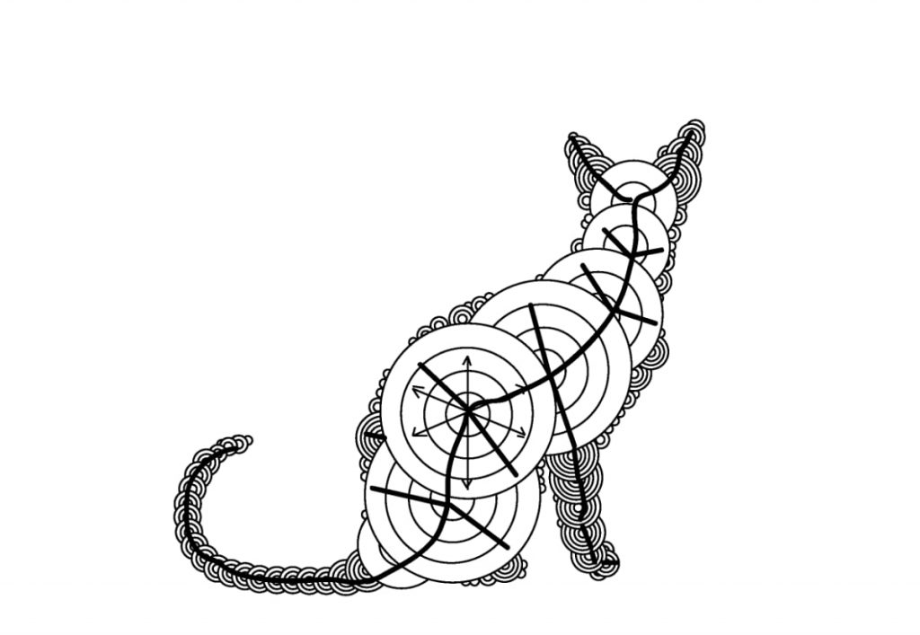 Katze in sph%C3%A4rische Teile zerlegt 1024x707 - Patent für Metall 3D-Druck ohne Schichten angemeldet