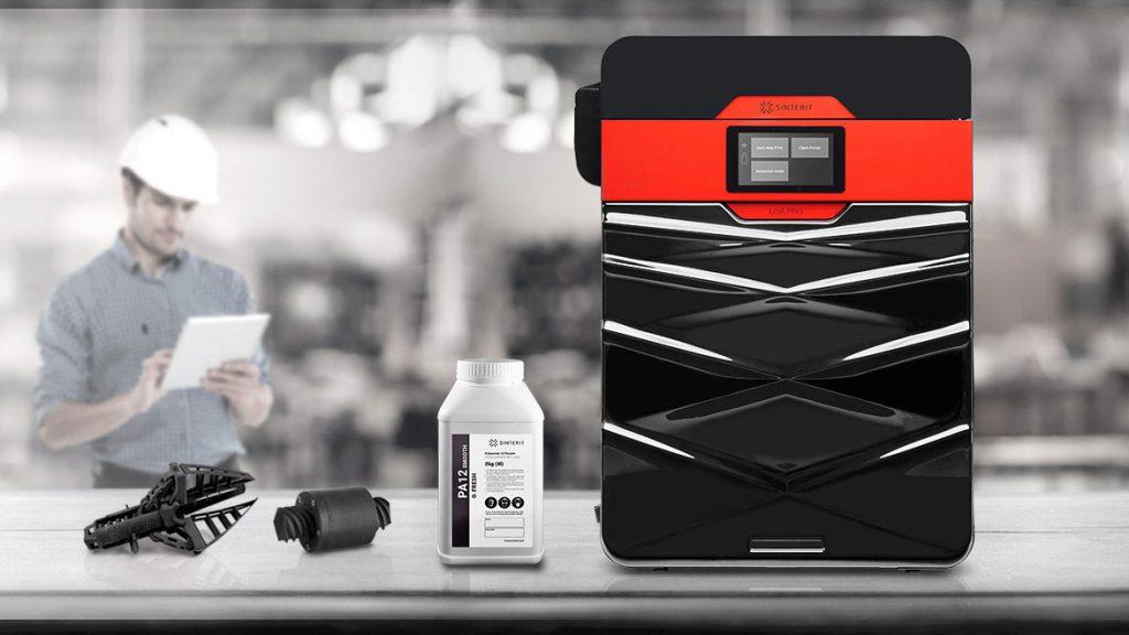 Sinterit Lisa Pro 3D-Drucker