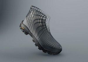 Sympatex 3D Drucker Schuh 300x212 - Sympatex: 3D-gedruckter Schuh aus Plastikmüll