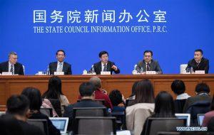 THE STATE COUNCIL INFORMATION OFFICE P.R.C 300x190 - Die nationale Raumfahrtbehörde Chinas enthüllt Pläne für 3D-gedruckte Häuser auf der Mondoberfläche