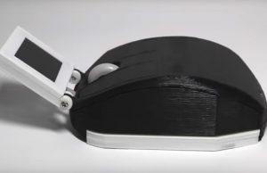 "Computer Mouse: Kleiner Computer in 3D-gedruckter ""Maus"""