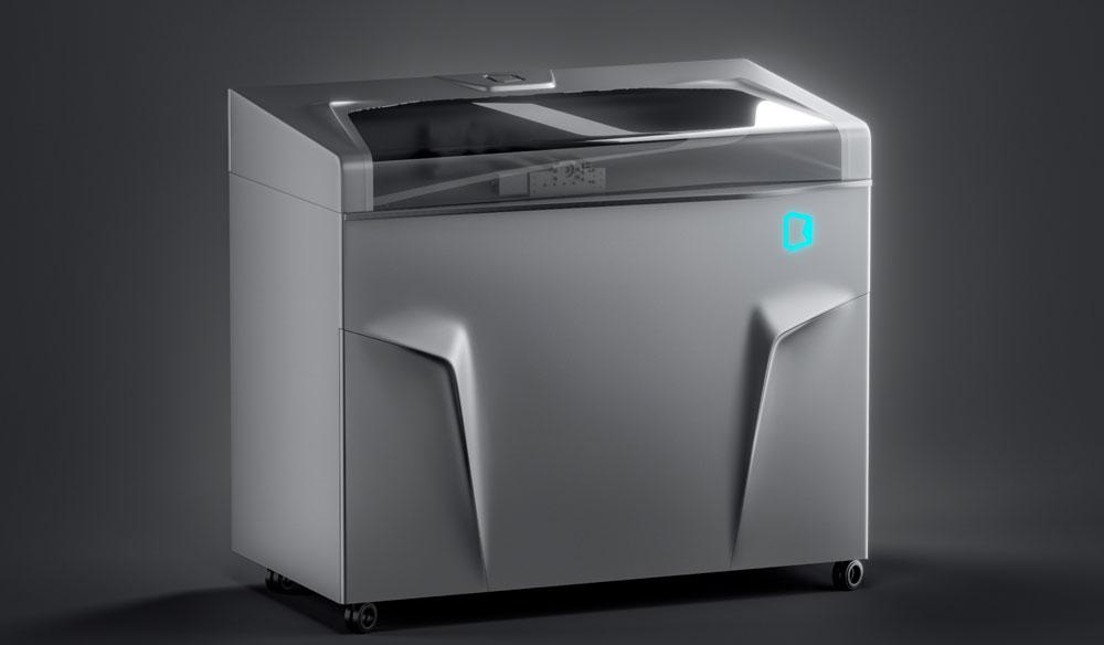 Kwambio Kermaik 3D-Drucker
