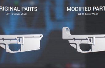 Dagoma und Tbwa Kampagne zur Verhinderung des 3D-Drucks von Waffen