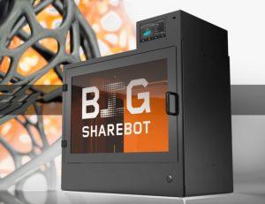 sharebot big 300x231 - Sharebot Big: Neuer SLA Drucker mit großem Bauraum