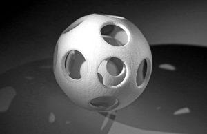Evonik bringt neues Kunststoffpulver für 3D-Druck-Anwendungen im höheren Temperaturbereich auf den Markt