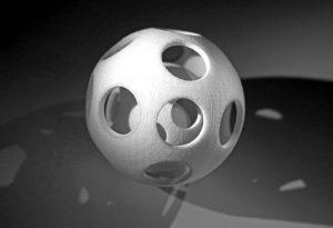Evonik 3D Druck Material 300x205 - Evonik bringt neues Kunststoffpulver für 3D-Druck-Anwendungen im höheren Temperaturbereich auf den Markt