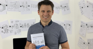 Johannes Buch 300x160 - Buch: 3D-Druck Profi-Wissen – Denkweise, Konstruktion, Tipps und Tricks zu 3D-Druck