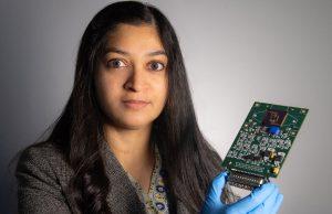 NASA entwickelt einzigartige 3D-gedruckten Sensortechnologie weiter