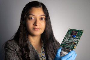 NASA Mahmooda Sultana 3D gedruckter Sensor 300x200 - NASA entwickelt einzigartige 3D-gedruckten Sensortechnologie weiter