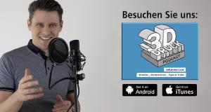 Podcast banner kleiner 300x160 - 3D-Druck Podcast gestartet