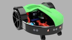 Rasenmähroboter 300x170 - Roboter Rasenmäher zu 95% aus dem 3D-Drucker