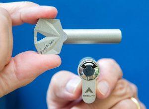 Urban Alps Stealth Key 300x219 - Ein 3D-gedruckter Schlüssel, der nicht kopiert werden kann