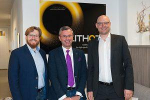 lithoz norbert hofer 300x200 - Verkehrsminister Norbert Hofer unterstützt 3D-Druck in Österreich
