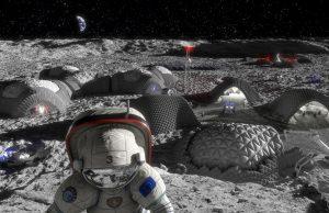 Das deutsche Unternehmen OHB entwickelt 3D-Druckerprototyp für die ISS