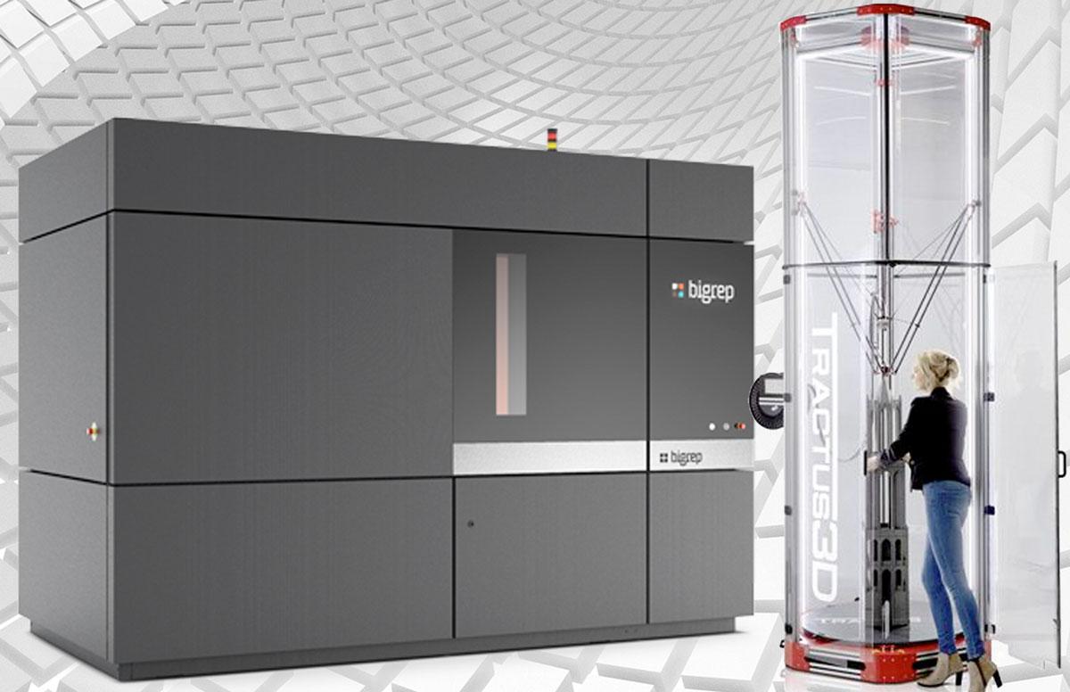 11 Großraum 3D Drucker mit FDM Technologie