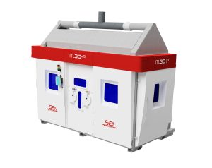 M3DP Anlage 300x238 - Metal 3D Printer - Additive Manufacturing Systems made in Austria