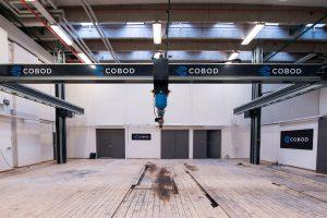 cobod 300x200 - Saudi Arabien kauft größten 3D-Drucker für Häuser