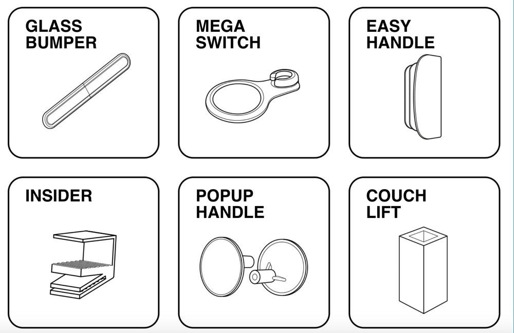 Barrierefreie Ikea Möbel Dank 3d Druck 3druckcom