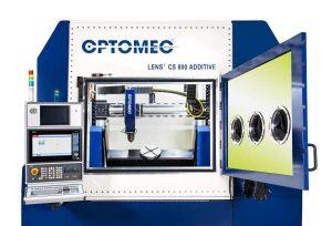 optomec lens cs 800 300x204 - Optomec präsentiert LENS CS 600 und 800 Metall-3D-Drucker