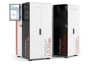 prodways 300x225 - Prodways: Automatisiertes 3D-Drucksystem für die Dentalbranche