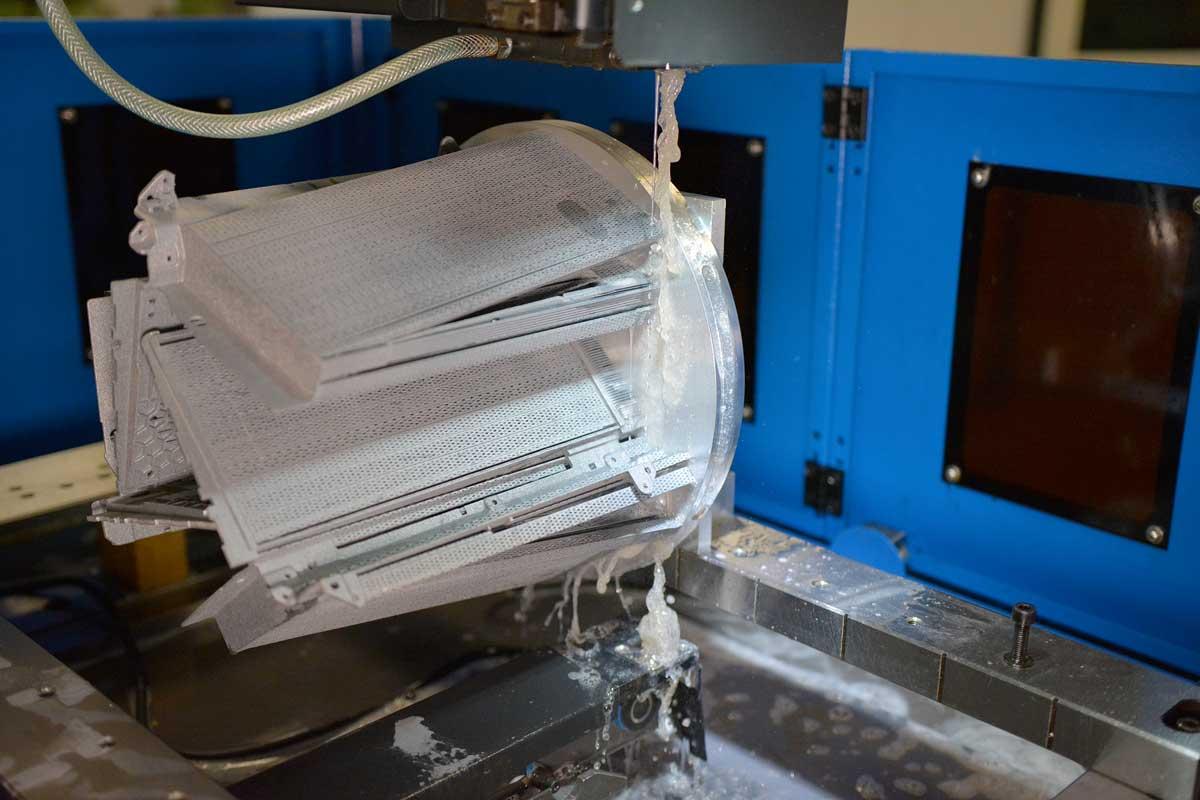 Karbener Kompetenzzentrum für 3D-Druck