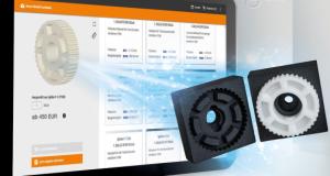 igus erweitert seinen 3D-Druckservice um das Print2Mould-Verfahren mit gedruckten Spritzgusswerkzeugen. So kann der Anwender jetzt online sein verschleißfestes Sonderteil im passenden schmier- und wartungsfreien iglidur Werkstoff bestellen. (Quelle: igus GmbH)