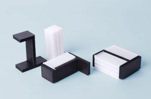 Saubere Materialtrennung bei Teilen mit Stützmaterial