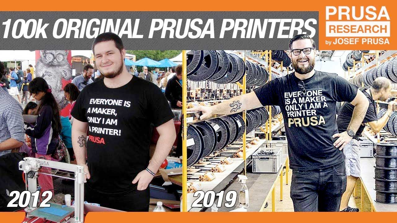 Prusa Research Doku