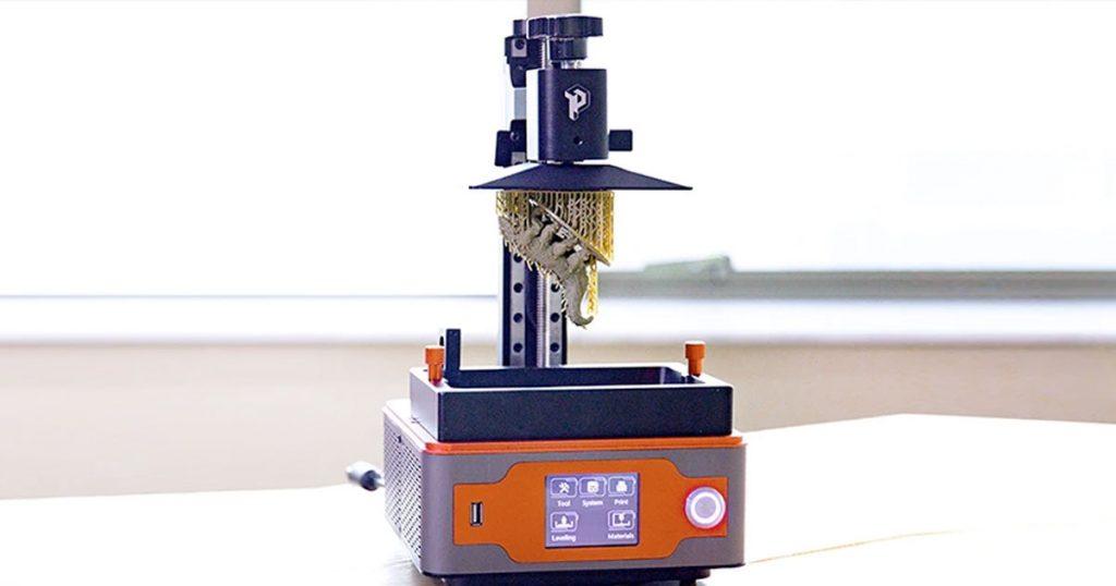 Panda 3D Paladin Resin 3D-Drucker