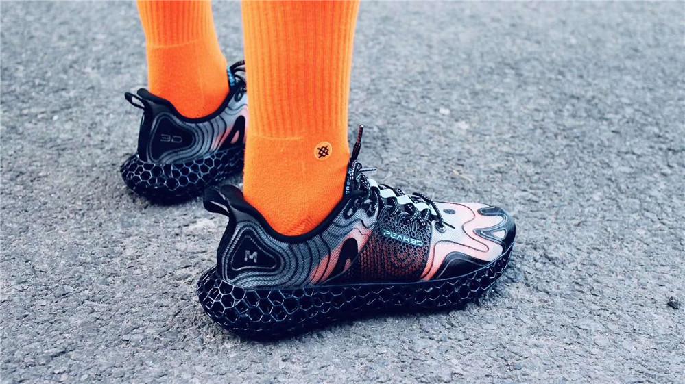 stellt Products Peak Sport Schuh mit Drucker her 3D N8nyvwOm0
