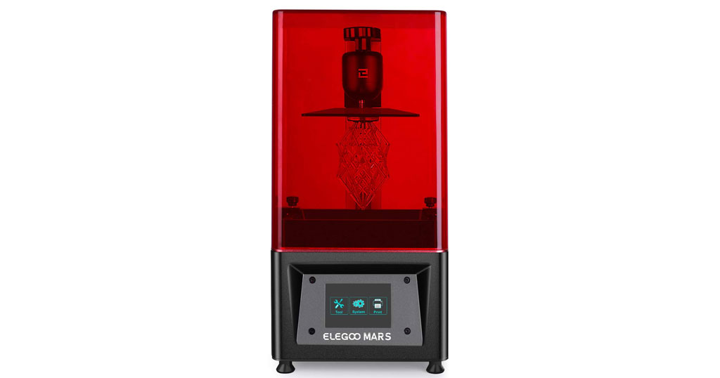Elegoo Mars 3D-Drucker