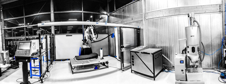 CEAD und Siemens intensivieren ihre Zusammenarbeit und präsentieren ihre neue Entwicklung, den AM Flexbot, auf der kommenden Formnext.