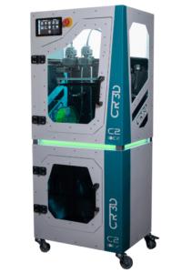 CR-3D C2-IDEX 3D-Drucker