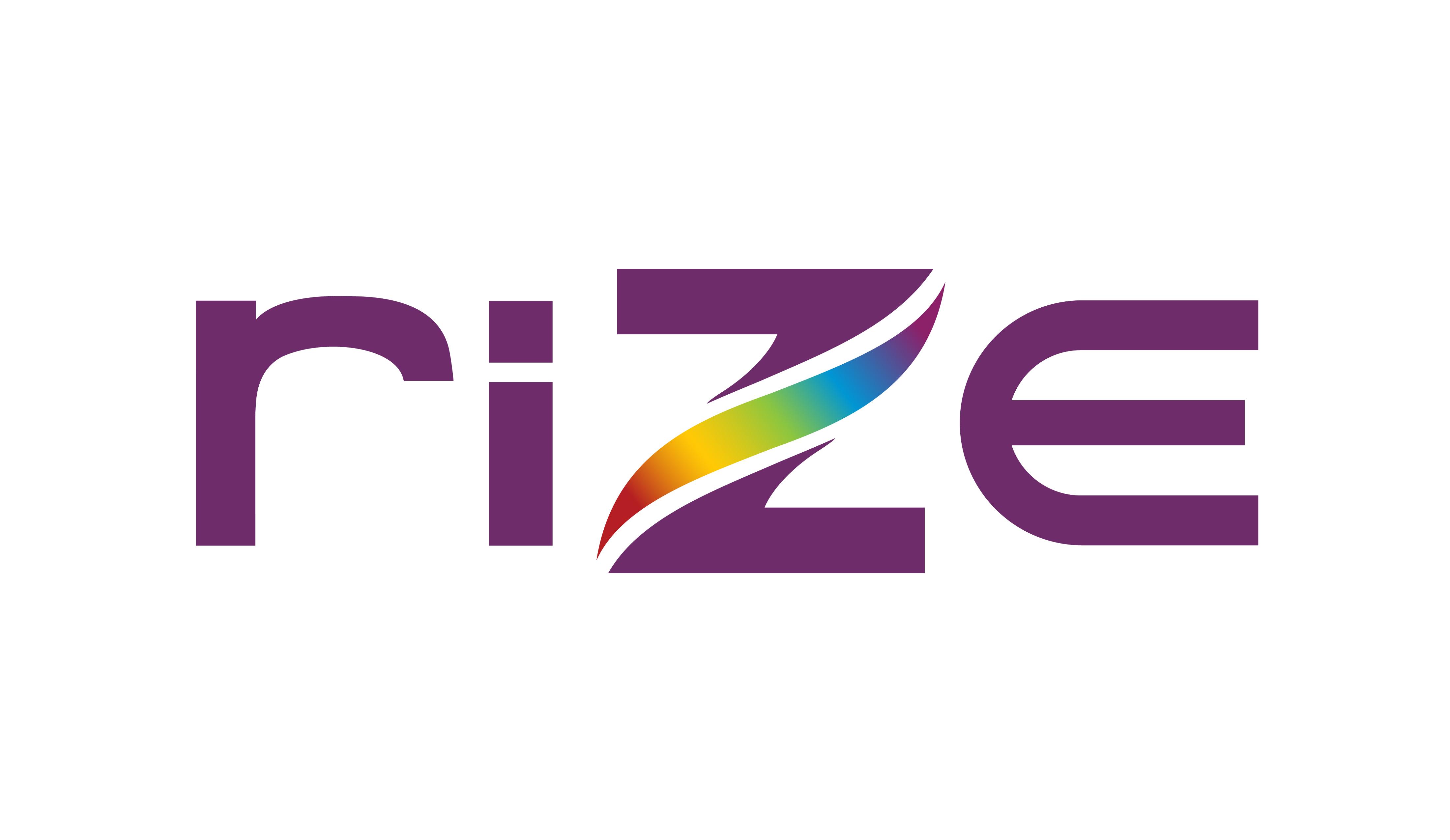 RizeLogoSpectrum RGB - In Kürze: Arcam CEO und CFO treten zurück, neuer CEO bei Rize, Shining3D Partnerschaft